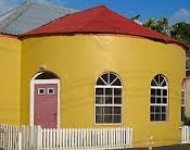 The Round House, Bay Street—birth home of Kamau Brathwaite