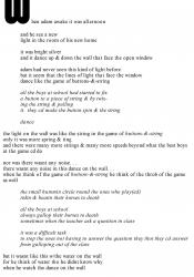 from Sun Poem (3)