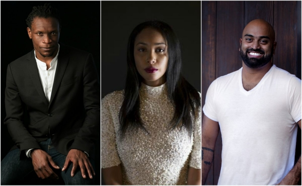 """Caribbean poetry's new wave,"" Bocas Lit Fest 2017 panel discussion with Ishion Hutchinson, Safiya Sinclair and Rajiv Mohabir,"