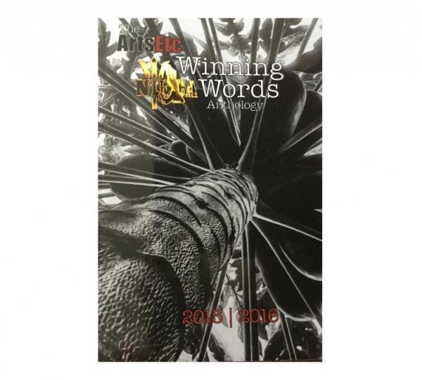 The ArtsEtc NIFCA winning Words Anthology 2015-2016